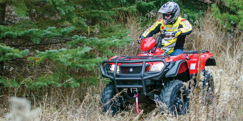 If you are looking for a street bike, dirt bike, sport bike or cruiser, Bobs Motorsport has a solid inventory. Suzuki also make All Terrain Vehicles for ...